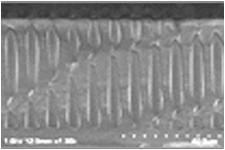 TSVへのシリコン埋め込み酸化膜