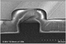 シリコン酸化膜の厚膜成膜