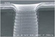 TSV向けバリア/シード膜成膜